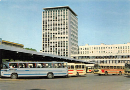 Metz Autobus Bus Gare Routière - Metz
