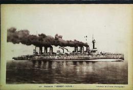 ►  Bateau Navire De Guerre - Cpa  Croiseur ERNEST RENAN - Années 1920s - Collection Marius BARR à Toulon - Guerra