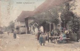 25-FRANOIS RESTAURANT SEVY PARTIE GAUCHE ETAT MOYEN VOIR SCAN - Sonstige Gemeinden