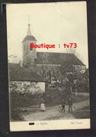 S0395 - LA CHASSAGNE -  Eglise - éditeur Pernot - Jura - Dole