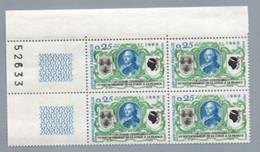 FRANCE 1968 - Yv 1571  - Bloc De 4 Neuf** - Nuevos