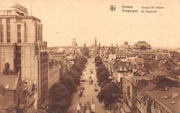 ANVERS - Avenue De Keyser - ANTWERPEN - De Keyserlei. - Antwerpen