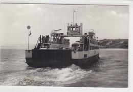 Fähre Auf Dem Balaton - Veerboten