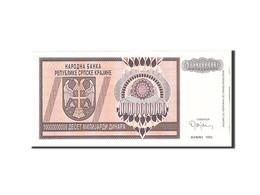 Billet, Croatie, 10 Milliard Dinara, 1993, Undated, KM:R19a, NEUF - Croatia