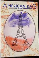 Eiffel Tower American Rag Fashion Advertising Rack Card Not Posted NM - Pubblicitari