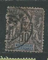 MADAGASCAR N° 32 OB - Used Stamps