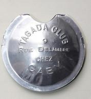 "Rare Instrument De Musique à Vent Alu ""La Pėpette"" Tagada Club - 9, Rue Delambre - Chez Gaby - Paris - Haribo - Strumenti Musicali"