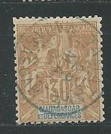 MADAGASCAR N° 36 OB TB 4 - Used Stamps