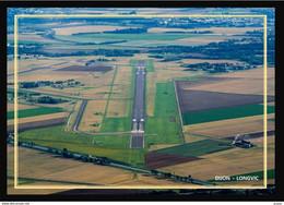 21  DIJON  -  Aerodrome  Dijon  Longvic - Dijon