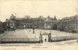LUNEVILLE  Le Chateau RV - Luneville