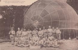 Camp De La Courtine - La Courtine