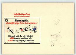 53251396 - Unfallbekaempfung Der Deutschen Reichspost - Zonder Classificatie