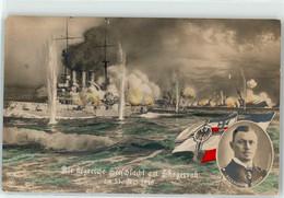 53251726 - Seeschlacht Am Skagerrak 1916 Kapitaen Scheer NPG - Guerra