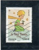 FRANCE    2021  Y.T. N° Petit Prince  Oblitéré - Gebruikt