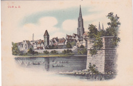 ALLEMAGNE - BADE-WURTEMBERG - UML A.D. - Ulm