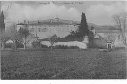 CPA - 07 - Teil - Château De Joviac - Le Teil
