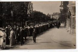 Wasser-und Luftkurort WÖrishofen 1913 über 11000 Kurgäste-carte Photo - Sin Clasificación
