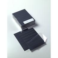 Davo Stockcards N7 V: 7 Rowsper 100 (147 X 210 Mm) 3x (300 Pieces) - Cartoncini A Listelli