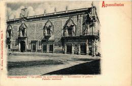 CPA AK Le Palais Du Gouvernement MEXICO (598843) - Mexico