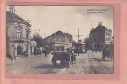 OLD PHOTO POSTCARD -  SERBIA - BELGRADE - BEOGRAD - AUTO - Serbia