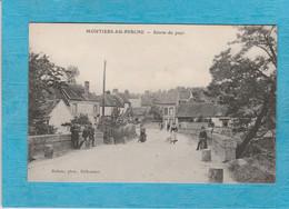 Moutiers-au-Perche ( Orne ). - Entrée Du Pays. - Autres Communes