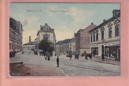 OLD  POSTCARD -   CZECH REPUBLIC - GABLONZ - SPECIAL POST MARK - DRUGSTORE - República Checa