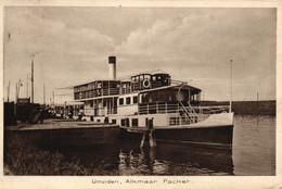 Ijmuiden, Alkmaar, Packer, 1935 - IJmuiden