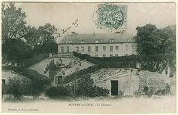 95 - B12417CPA - AUVERS SUR OISE - Le Château - Carte Pionnière - Bon état - VAL-D'OISE - Auvers Sur Oise