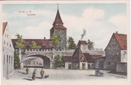 ALLEMAGNE - BADE-WURTEMBERG - UML A.D. ZUNDELTOR - Ulm