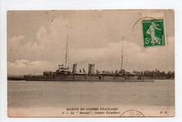 - CPA MARINE DE GUERRE FRANCAISE - Contre-torpilleur LE DUNOIS - Edition M. D. N° 6 - - Warships