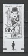 FRANCE / 2021 / Y&T N° 5473 ** : Charlie Chaplin - The Kid 100 Ans X 1 BdF Bas - Unused Stamps