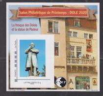 CNEP-2019-N°83** STATUE DE PASTEUR - CNEP
