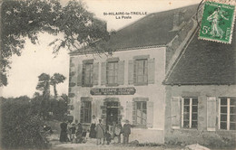 SAINT HILAIRE LA TREILLE : LA POSTE - Other Municipalities