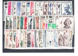 France N° 1091/1141 ,année 1957 Complète , Neuf ** , TB - Nuovi