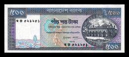 Bangladesh 500 Taka 1982-1995 Pick 30b 6 Digit Serial SC- AUNC - Bangladesh
