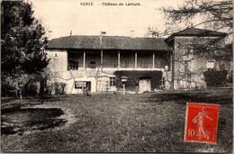 71 - VERZE -- Château De Lamure - Other Municipalities
