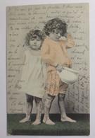 Kinder, Mode, Töpfchen,  1903 ♥ (44296) - Other