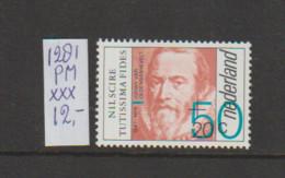 (W638.10) Plaatfout NVPH 1281 PM   Postfris CW 12,- - Abarten Und Kuriositäten