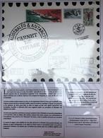 TAAF 1999, Poste N° 248/259 ; 12 Magnifiques Timbres Vendus En Feuillet D'un Carnet De Voyage - Ungebraucht