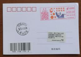 Vaccination,whole People Immunization,CN 20 Shenyang Post Fight COVID-19 Pandemic Meter Francking Propaganda PMK Used - Enfermedades
