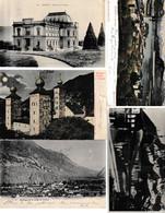 N 6  Lot 100 CPA Différentes De Suisse - 100 - 499 Cartoline
