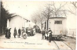OLONZAC La Gare - Other Municipalities