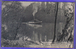 Carte Postale 95. Auvers-Chaponval Très Beau Plan - Altri Comuni