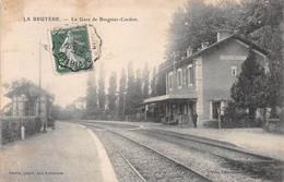 La Bruyère - La Gare De BREGNIER-CORDON - Voie Ferrée - Autres Communes