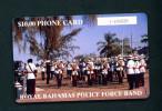 BAHAMAS - Chip Phonecard As Scan - Bahamas