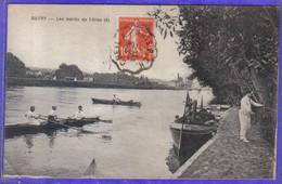 Carte Postale 95. Butry Aviron Sur L'Oise Très Beau Plan - Butry