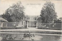 03 - Château De LA TOUR écrite - Other Municipalities