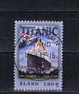 Aland 2012: Michel-Nr. 356 Gestempelt, Used / Cto - Aland