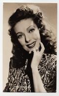 Loretta Young Actress Original Real Photo - Beroemde Personen