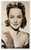 Olivia De Havilland Actress Original Real Photo - Beroemde Personen